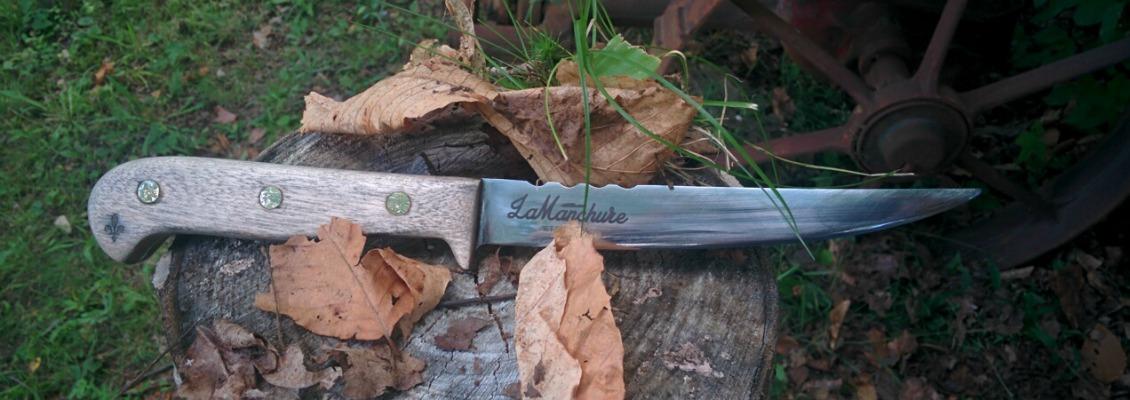 Couteau Forêt LaManchure